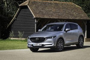 Mazda CX-5 2020 bán ra từ 765 triệu đồng tại Anh quốc