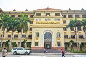Trường ĐH Y Hà Nội tạm dừng học lâm sàng