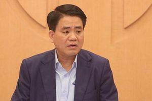 Chủ tịch Hà Nội ra Công điện khẩn số 3 vì dịch COVID-19 ở Bệnh viện Bạch Mai