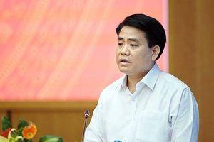 Chủ tịch Hà Nội: COVID-19 từ Bệnh viện Bạch Mai đã lan ra gần 20 quận, huyện
