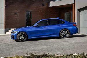 BMW 330i xDrive: Công suất 255 mã lực, giá gần 1 tỷ đồng
