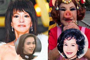 Trở thành thảm họa dao kéo, loạt mỹ nhân Hoa ngữ lao dốc từ ngoại hình tới sự nghiệp