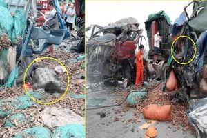 Tai nạn ở Nghệ An: Ô tô tải đấu đầu xe đầu kéo, 2 người tử vong