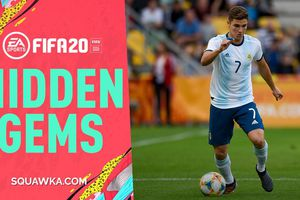 11 'viên ngọc thô' chất lượng để xây dựng đội hình trong FIFA 20