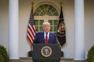 Tổng thống Trump: Cố giữ số người thiệt mạng dưới 100.000