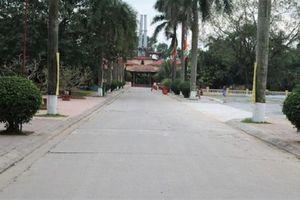 Hải Phòng dừng phục vụ người dân thăm viếng mộ dịp Thanh minh