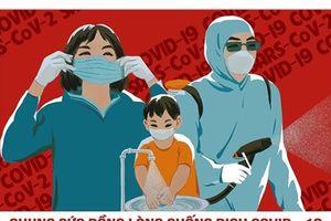 Ấn hành 700.000 bản tranh cổ động phòng chống dịch Covid-19 trên toàn quốc
