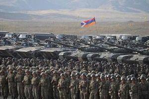 Lực lượng Azerbaijan bị cáo buộc xâm nhập vào các vị trí của quân đội Armenia