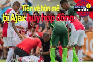 Ajax hủy hợp đồng cầu thủ hôn mê; Bóng đá bị khủng hoảng