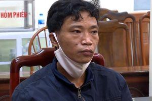 Kẻ sát hại tài xế xe ôm, giấu xác khai lý do gây án