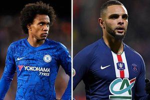 Arsenal nhắm 3 ngôi sao miễn phí trong hè 2020