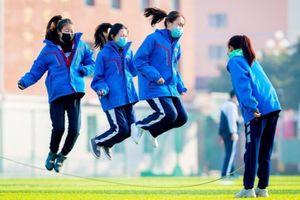 Trung Quốc mở cửa trường học, kiểm dịch nghiêm ngặt