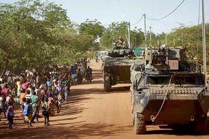 Kiến tạo hòa bình ở châu Phi