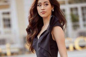 Học Hoa hậu Khánh Vân cách diện váy chấm bi không sợ bị già và sến