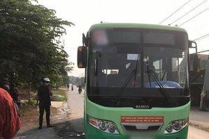 Nữ tiếp viên xe buýt bị hành khách đâm chết ở TP.HCM
