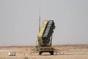 Mỹ đã tiến hành triển khai hệ thống phòng không Patriot ở Iraq