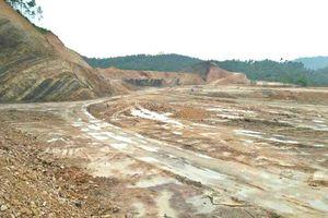 Lạng Sơn: UBND huyện Hữu Lũng 'chống lưng' đường dây khai thác đất trái phép?