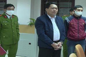 Trưởng phòng Cục Thuế Thanh Hóa bị khởi tố