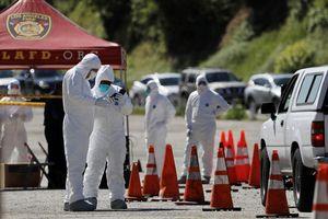 Số tử vong ở Mỹ vượt 3.000 người, Trung Quốc thêm 48 ca mắc COVID-19