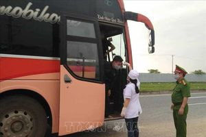 Vĩnh Phúc: Người dân tạm dừng kinh doanh, chung tay chống COVID-19