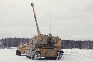 Nga chế tạo pháo tự hành Msta-S nâng cấp với cỡ nòng 'chuẩn NATO'