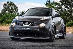 Bất ngờ với mức giá phiên bản thể thao Nissan Juke-R, hơn 16,5 tỷ đồng