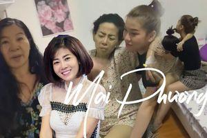 Dân mạng phẫn nộ clip mẹ Mai Phương nặng lời với con gái trước lúc mất, xót xa hình ảnh gầy gò cuối đời của nữ diễn viên