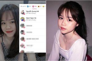 Chân dung 'người tình tin đồn' mới của Quang Hải: Là du học sinh 9X đang theo học tại Singapore