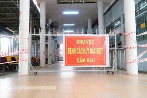 Việt Nam ghi nhận ca bệnh 204 tại TP.HCM