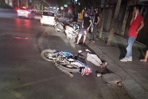 Hà Nội: Truy tìm ô tô gây tai nạn giao thông rồi bỏ chạy
