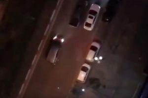 Hỗn chiến, lao ô tô vào nhau như phim hành động tại Hà Đông