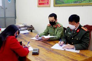 Nữ cán bộ đưa tin thất thiệt Hà Giang có 6 người mắc Covid-19