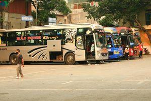 Điện Biên tạm dừng vận tải hành khách đi các tỉnh, trừ Hà Nội