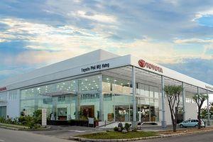 Toyota Việt Nam đóng cửa cả showroom lẫn nhà máy vì Covid-19