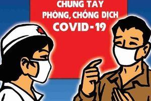 Đẩy mạnh các hoạt động tuyên truyền công tác phòng, chống dịch Covid -19