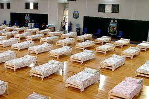 Argentina lập bệnh viện dã chiến ngay trong trụ sở Liên đoàn bóng đá