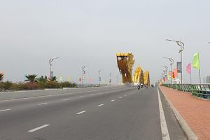 Phố phường Đà Nẵng vắng vẻ trong ngày đầu cách ly toàn xã hội