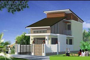 10 mẫu nhà cấp 4 gác lửng 3 phòng ngủ, kinh phí xây chỉ 500 triệu