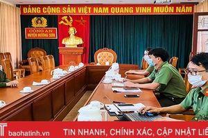 Đăng tin 'chợ quê em bắt đầu nghỉ', nữ facebooker ở Hà Tĩnh bị phạt 10 triệu đồng
