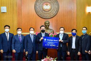 Việt Nam-Hàn Quốc chung tay đẩy lùi dịch bệnh COVID-19