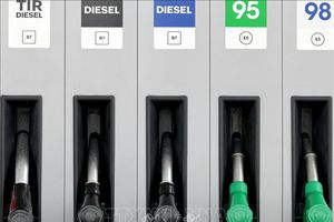 Giá dầu thế giới diễn biến trái chiều