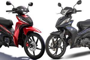 So sánh Honda Wave RSX với SYM Galaxy 125