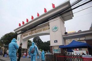 Thành phố Hà Nội đồng hành cùng Bệnh viện Bạch Mai dập dịch Covid-19