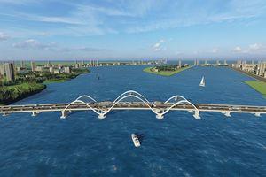 Quảng Ninh: Mời thầu gói EC hơn 1,6 nghìn tỷ xây cầu Cửa Lục 1