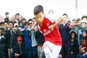 Ryan Giggs hết lời ngợi khen 'Messi Hà Tĩnh'