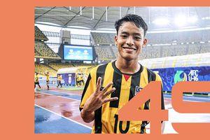 'Thần đồng' bóng đá Malaysia lọt top 50 cầu thủ trẻ hay nhất thế giới