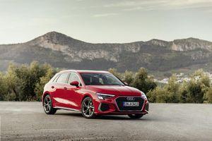 Audi A3 Sportback 2020 với nhiều nâng cấp, giá khởi điểm 31.600 USD