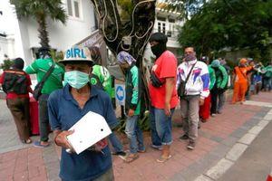 Chết vì COVID-19: Indonesia xếp thứ hai Đông Á, sau Trung Quốc