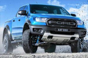 Ford Ranger Raptor 2020 ra mắt Malaysia, bổ sung tính năng an toàn