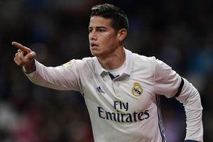 James Rodriguez được khuyên tháo chạy khỏi Real